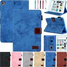 For iPad 8th 7th 6th 5th Gen/Mini/Air/Pro Magnetic Flip Leather Smart Case Cover