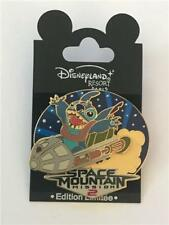 DLRP- STITCH INVASION SERIES- SPACE MOUNTAIN LE 1200 DISNEY PIN 46793