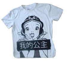 Disney Snow White T-Shirt Women Eleven Paris Brand XS/S (see measures)