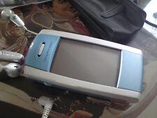 Sony Ericsson p800-Blue (sin bloqueo SIM), Smartphone con material original
