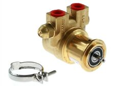 "Pump Head V6105 Procon L82mm 180l/h Connection 3/8"" NPT With Bypass Brass"