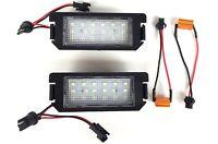 LED Number Plate Lighting Hyundai Coupe i10 i20 Terracan Tiburon Car Lighting