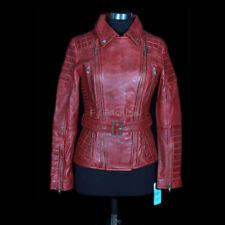 Cappotti e giacche da donna rossi casual Taglia 40