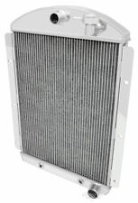 4 Row Perf Champion Radiator for 1941 - 1946 Chevrolet Truck V8 Small Block