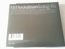 187 LOCKDOWN - KUNG FU - 6 MIX GARAGE CD SINGLE