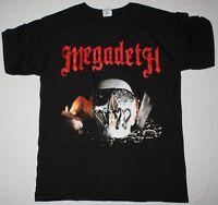 MEGADETH KILLING IS MY BUSINESS BLACK T SHIRT SPEED TRASH METAL METALLICA EXODUS