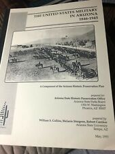 United States Military in Arizona 1846-1945