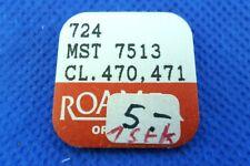 CENTRE WHEEL and PINION Minutenrad Roue de centre 471 Part 205 MST Roamer 437