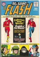 80 Page Giant 9 DC 1965 FN VF Flash 108 109 117 123 Showcase 14