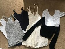 NWOT ABERCROMBIE FITCH KIDS HOLLISTER LARGE LOT DRESS TOPS XS S