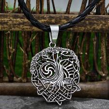 Tree Of Life Necklace Family slavic Rod symbol viking pendant celtic jewelry