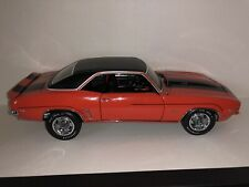 1969 Chevrolet Camaro Z/28 Franklin Mint 1:24 Orange