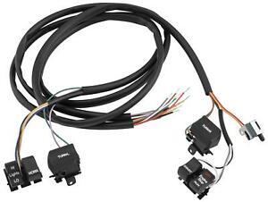 Twin Power Handlebar Switch Kit Black #85070