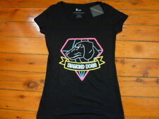 Metal Gear Solid Diamond Dogs Men's Black MGS T-shirt Size L