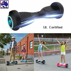 """Flash 6.5"""" Self Balancing Scooter Electric Hoverboard Skateboard HOVERFLY"""