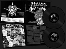 ARMOROS - Apparitions - An Ode to Thrash DLP (NEW*LIM.150 BLACK V.*CAN THRASH)