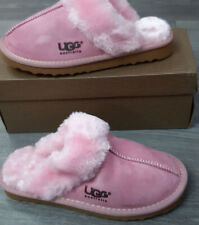 ugg slippers size 7 pink slippers new but no box! BARGAIN
