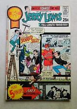 Super DC Giant #S-19 ADVENTURES OF JERRY LEWIS 1970 25 CENT GIANT Nice Pages!