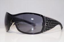 DIOR Womens Designer Sunglasses Black Shield QUADRILLE QHOAP 14530