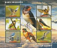 Vögel Komoren  postfrisch 2822