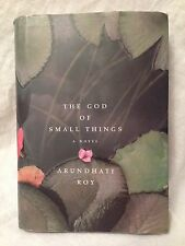 Arundhati Roy - The God of Small Things - 1st/1st 1997 Random House