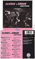 CHRISTOPHE BEVILACQUA clichés d'amour CD ALBUM édition de 1989