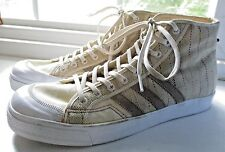 Men's ADIDAS Recycled High Tops SUPER GRUN Size 13 Fully Biodegradeable NWOB