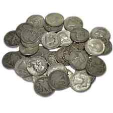 Roll of USA silver half dollars. Free Shipping.