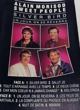 ALAIN MORISOD ET SWEET PEOPLE Tape Cassette SILVER BIRD 1991 Kasma KOSX5-212