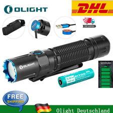 OLIGHT M2R PRO Warrior Taschenlampe 1800 Lumen 300M Reichweite,Dual-Switch