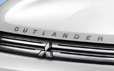Mitsubishi Outlander Bonnet Badge -