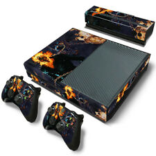 Ghost Rider Xbox One Protective Skin Sticker Set Console & 2 Controllers - #2113