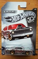Hot Wheels 2018 50th Anniversary ZAMAC Complete Set of 8 - MINT