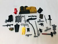 Action Figure Weapons Accessory Lot #1 GI Joe & Other Toy Lines
