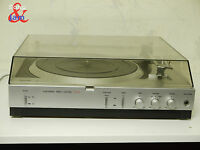 Vintage Turntable Record Player Philips Electronic Speed Control D 5420.