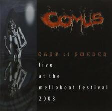 COMUS East Of Sweden (2011) 7-track CD album NEW/SEALED