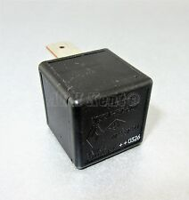 57-Renault (1998-2014) 4-Pin Black Relay 7700821864 Tyco V23134-J52-X207 12V 70A