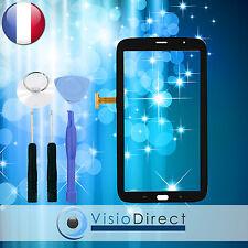 """Vitre ecran tactile pour Samsung Galaxy Note 8.0"""" N5100 noir + kit outils"""
