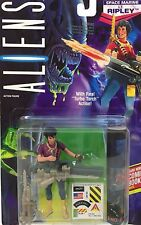 Vintage~ 1992 ~ Kenner ~ Aliens ~ Space Marine ~ L.T. RIPLEY ~ MOC