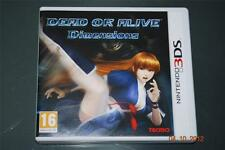 Dead or Alive Dimensions Nintendo 3DS UK PAL **FREE UK POSTAGE**
