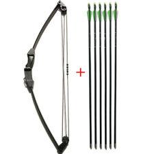 Archery Youth Compound Bow Arrow Set Kids Junior Children Practice Training Gift