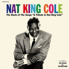 NAT KING COLE-THE ROOTS OF THE SONGS A TRIBUTE TO NAT...-JAPAN 2 MINI LP CD C94