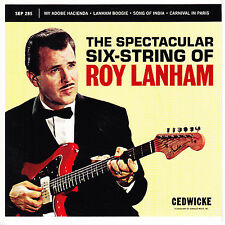 ROY LANHAM The Spectacular Six-String Of EP M- 45 RPM P/C M-