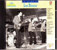 CD LOS BRINCOS lo mejor de SPAIN 1990 flamenco mejor borracho MINT