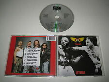 The Cockney Rejects/Lethal (NEAT/NEAT CD 1049) CD Album