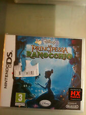 La Principessa E Il Ranocchio  DS - 3DS SIGILLATO VERS. UFF. ITALIANA