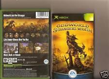 ODDWORLD extraños IRA Xbox/X Caja