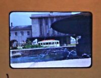 Lot of 7 Linz Austria Tourist 1950s Kodachrome Vintage Slides