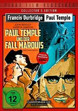 Francis Durbridge Paul Temple und der Fall Marquis * DVD Pidax Film Neu Ovp