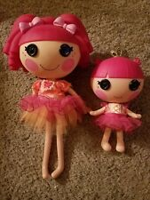 Lalaloopsy Sisters Full Size Tippy And Little Twisty Tumblina Preowned